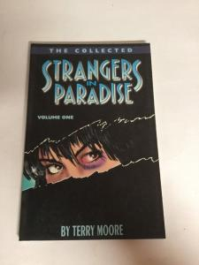 The Collected Strangers In Paradise Vol 1 Tpb Nm Near Mint Terry Moore