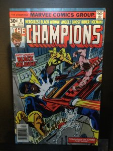 The Champions #11 (1977)