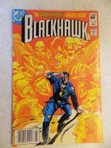 BLACKHAWK # 255