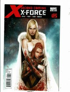 9 Marvel X-Men Comics X-Force 26 27 28 X-Factor 204 205 206 Hellbound 1 2 3 CJ18