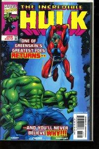 The Incredible Hulk #472 (1999)