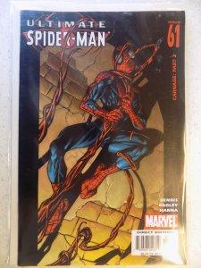 ULTIMATE SPIDER-MAN # 61
