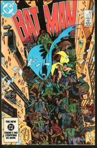 BATMAN #370-1984-DC VF