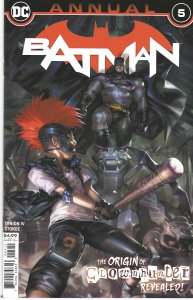 Batman Annual #5 (Feb 2021) - with Clownhunter - larger-than-usual issue