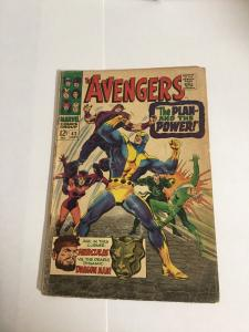 Avengers 42 Gd Good 2.0 Marvel Comics Silver Comics