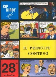 Rip Kirby de Alex Raymond numero 28: Il principe conteso