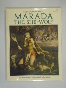 Marada the She-Wolf GN 6.0 FN (1986 Marvel)