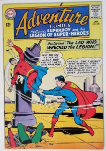 Adventure Comics #328 (1965)