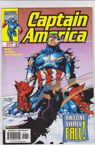 Captain America Vol 3 #17