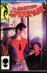 AMAZING SPIDER-MAN #262-1985-MARVEL VF