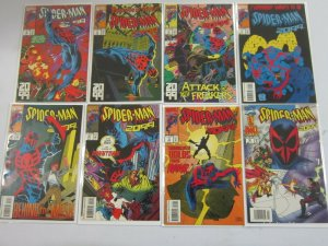 Spider-Man 2099 lot 15 different from #5-46 last issue 8.0 VF (1993-96 1st Serie