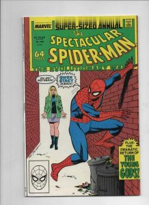 Peter Parker SPECTACULAR SPIDER-MAN #8 Annual, VF/NM, 1976 1988 more in store