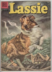 Lassie #30 (Oct-56) VG Affordable-Grade Lassie, Ranger Bob Ericson and Ranger...