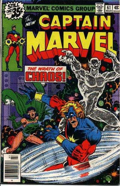 captain marvel 61
