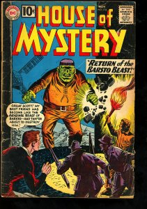 House of Mystery #116 (1961)