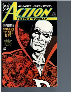 Action Comics #625 (1988)