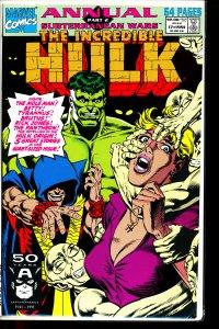 The Incredible Hulk Annual #17 (1991)