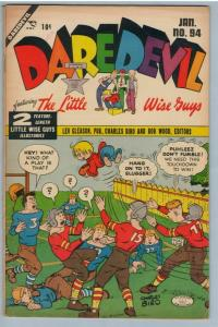 Daredevil Comics 94 Jan 1953 VG (4.0)