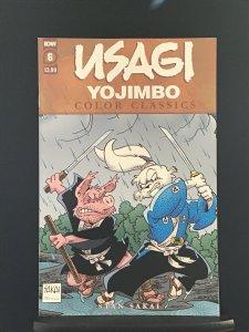 Usagi Yojimbo Color Classics #6 (2020)