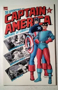 Adventures of Captain America #4 (1992) Marvel Comic Book J757