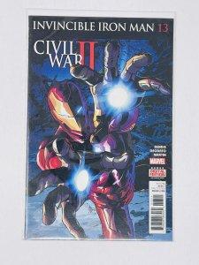 Invincible Iron Man #13 (2016)