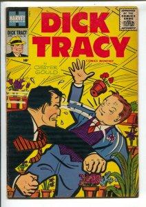 Dick Tracy #98 1956-Harvey-Chester Gould art-crime stories-Girl Friday-flower...