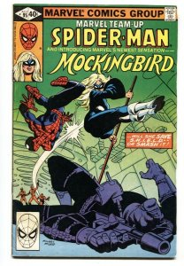 MARVEL TEAM-UP #95 First appearance MOCKINGBIRD-VG