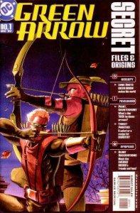 Green Arrow (2001 series) Secret Files & Origins #1, NM- (Stock photo)