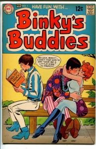 Binky's Buddies #1 1969-DC-1st issue-spicy cover-Buzzy-Mort Drucker-VF
