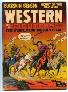 Western Fighters V.2 #12 1950- Calico Kid G