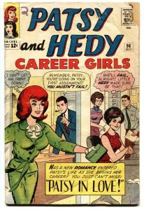 PATSY AND HEDY #96 1964-Marvel Comics-PAPER DOLLS