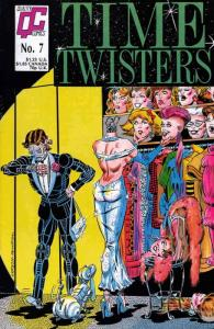 Time Twisters #7 VF; Fleetway Quality | save on shipping - details inside