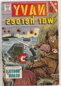 Navy War Heroes #7 (Apr-65) VG+ Affordable-Grade