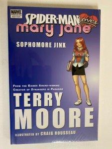 Spider-Man Loves Mary Jane Sophomore Jinx #1 Marvel HC in cellophane (2009)