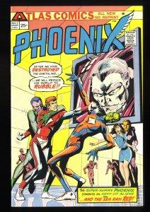 Phoenix #2 NM+ 9.6