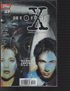 X-Files #27 (Topps, 1997) NM