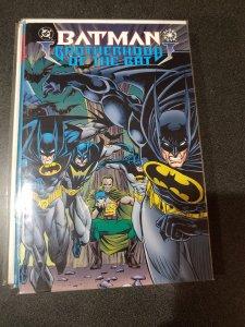 Batman: Brotherhood of the Bat (1997) DC Elseworlds Comics (VF/NM) Graphic Novel