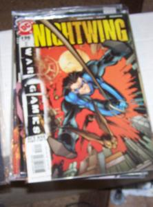 NIGHTWING  # 96 20042 DC COMICS BATMAN  DICK GRAYSON  war games act 1 pt 3