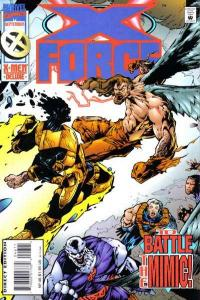 X-Force (1991 series) #46, NM (Stock photo)