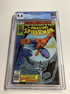 Anazing Spider-man 200 Cgc 9.4 White Pages 2066611003 Marvel Bronze Age