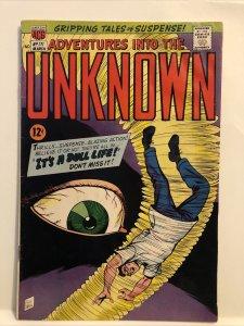 Adventure Into The Unknown #171