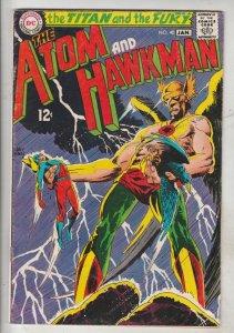 Atom and Hawkman #40 (Jan-69) FN/VF Mid-High-Grade The Atom, Hawkman