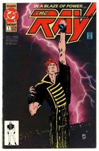Ray #1 (DC, 1992) FN/VF