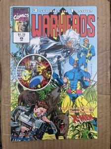 Warheads (UK) #8 (1993)