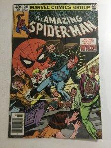 Amazing Spider-Man 206 Vg Very Good 4.0 Newsstand Edition Marvel Comics