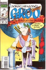 GROO 108 VF-NM Jan. 1994 SERGIO ARAGONES COMICS BOOK