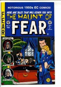 Haunt Of Fear-#6-1994-Russ Cochran-EC reprint