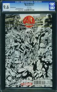 Age of Ultron #1 (Marvel, 2013) CGC 9.6