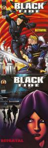 Black Tide (2002 series) #4, NM- (Stock photo)