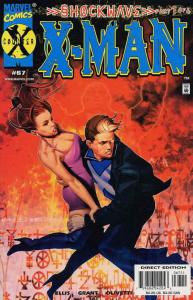 X-Man #67 VF/NM; Marvel | save on shipping - details inside